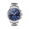 Tissot Chrono XL Classic Blue Dial Men's Watch