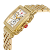 Michele Deco 18K Gold Diamond Watch