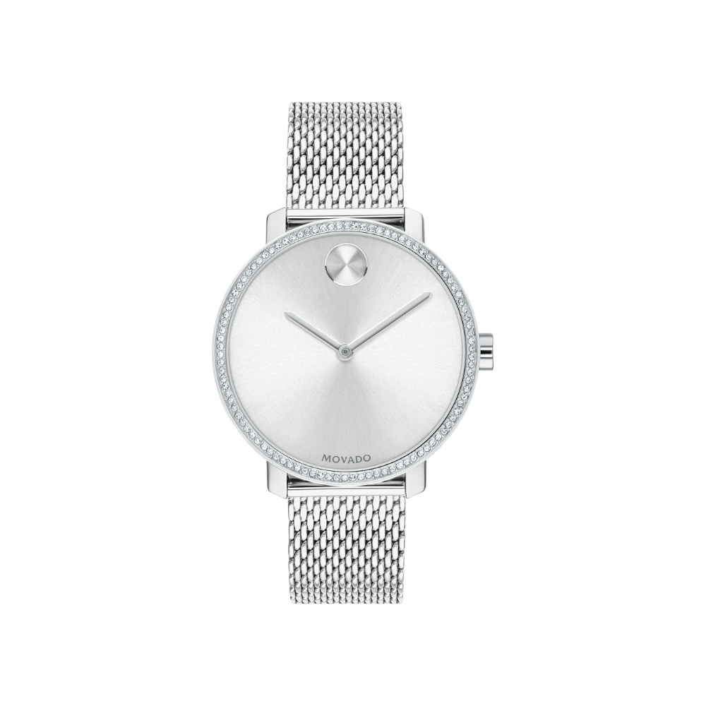 Movado Bold Shimmer Quartz Ladies Watch