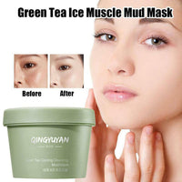 GREEN TEA MUD MASK
