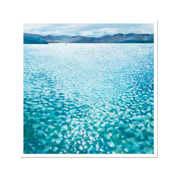 DIAMOND HARBOUR fine art print