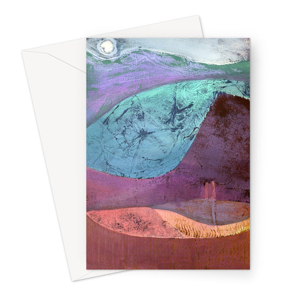 PILGRIMS greeting card (set of 10, size a5)