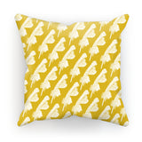 FEATHER pattern cushion