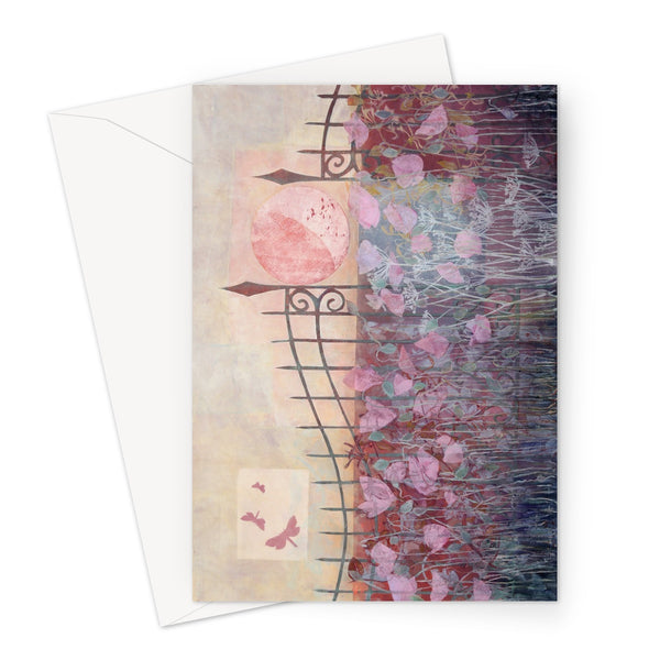 GATEWAY WEST greeting card (set of 10, size a5)