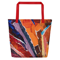 WUTHERING HEIGHTS large tote bag