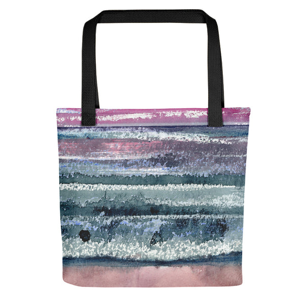 SUNSET SEASCAPE medium tote bag