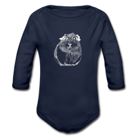 babygrow ZOMPIGGY - dark navy