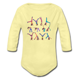 babygrow CICELY - washed yellow