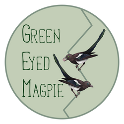 Green Eyed Magpie