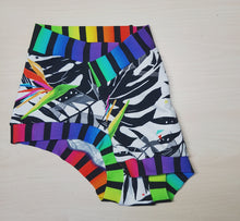 Load image into Gallery viewer, Rainbow Super Comfy Undies - Size L Ready-made