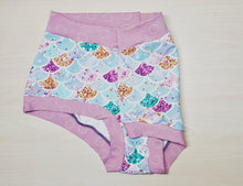 Load image into Gallery viewer, Pastel Mermaid Super Comfy Undies - Size XL Ready-made