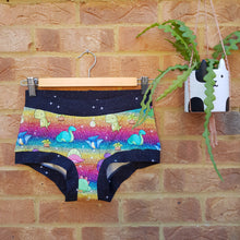 Load image into Gallery viewer, Glitter Dino - Super Comfy Undies