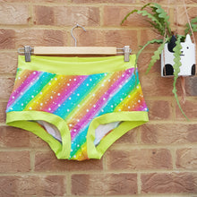 Load image into Gallery viewer, Rainbow Stars Super Comfy Undies