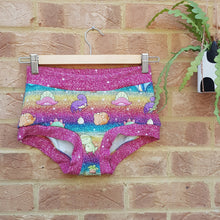Load image into Gallery viewer, Rainbow Dino Super Comfy Undies - all sizes