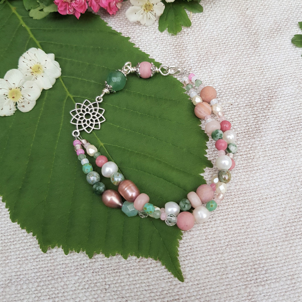 Blossom Beaded Bracelet