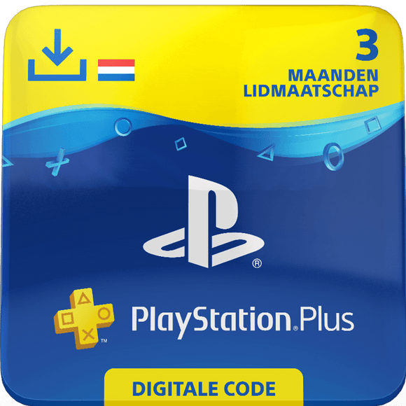 Playstation Plus 3 maanden