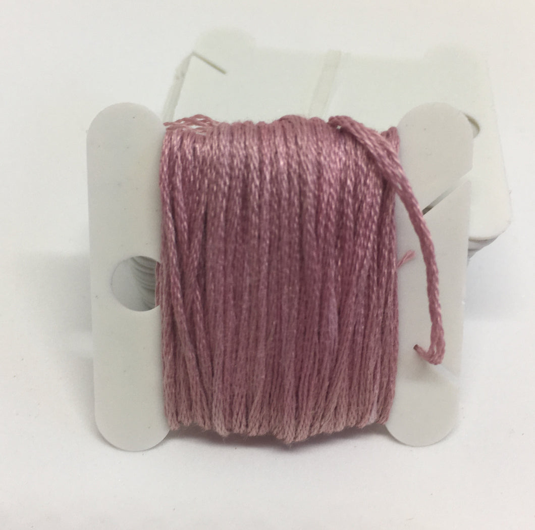 Botanical Dyed Embroidery Thread- Davidson Plum  8metres