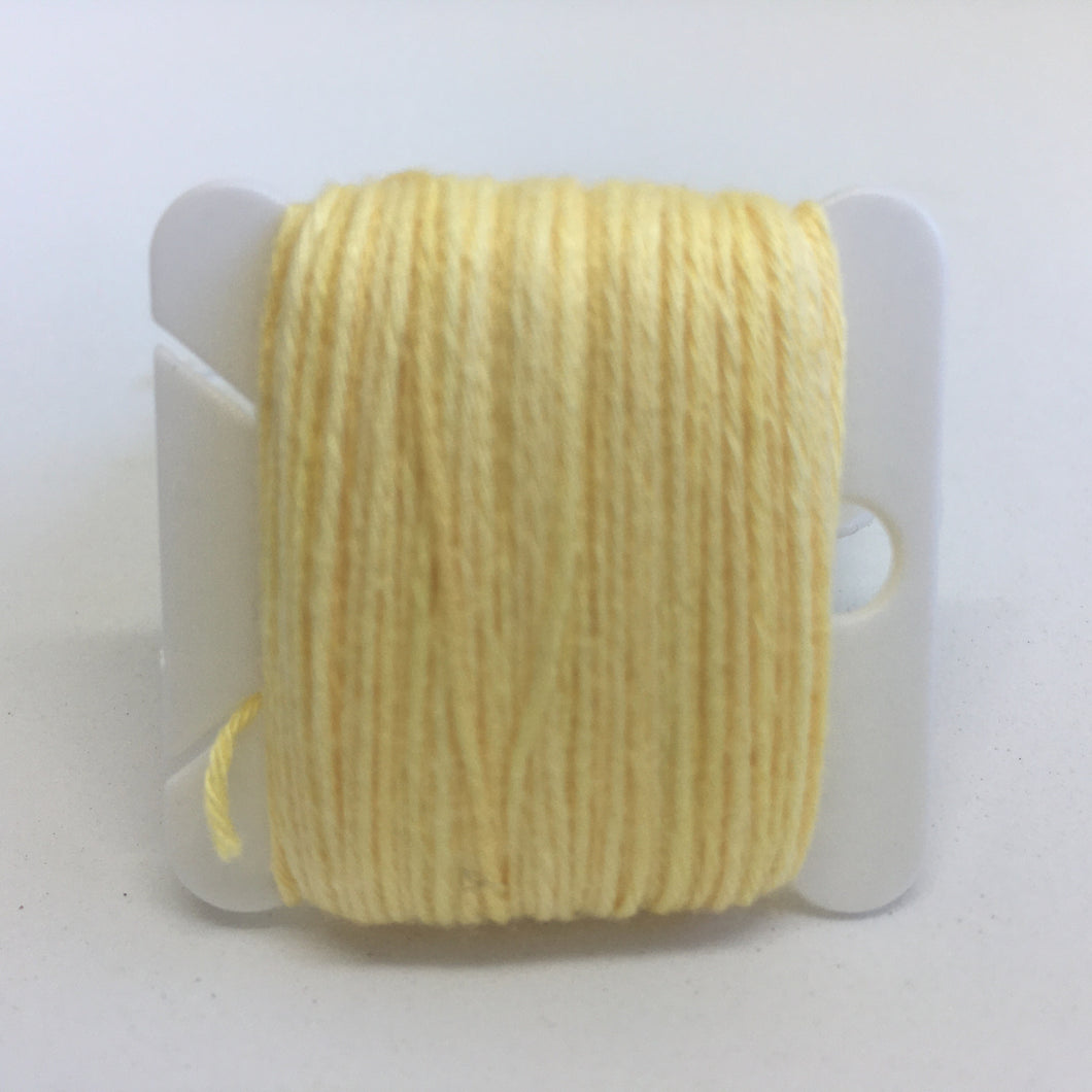 New Botanical Dyed Sashiko Thread-  Coreopsis  Light    20metres