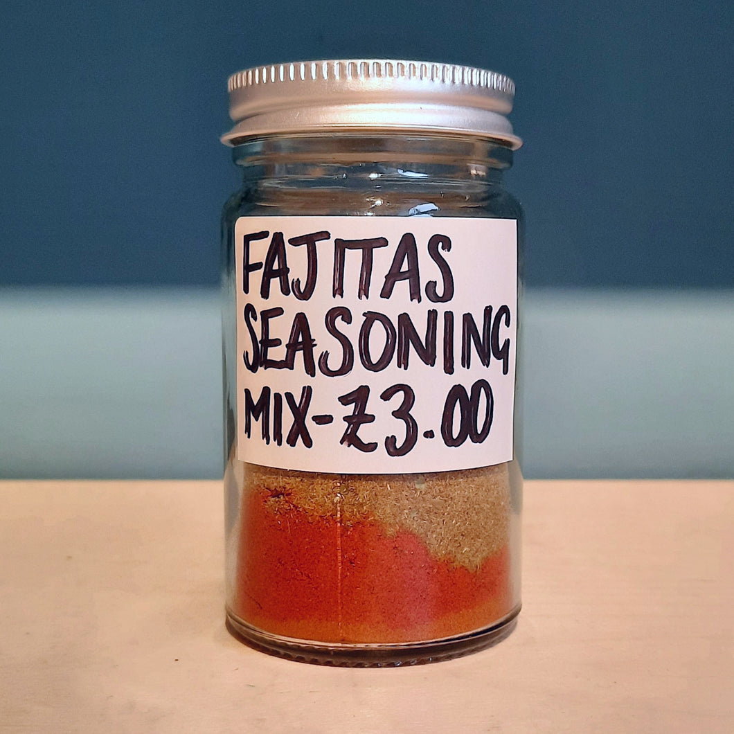 Fajitas Seasoning Mix