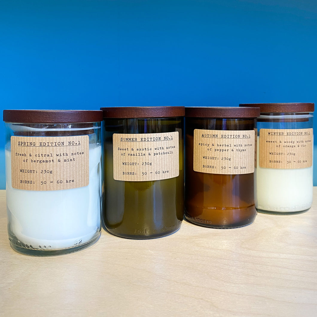 Handcrafted Candles  - Large