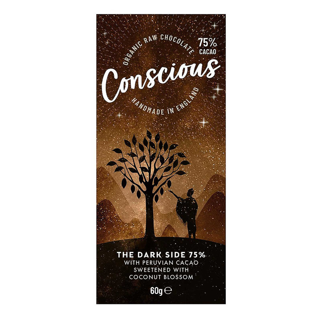 Conscious Chocolate Bars