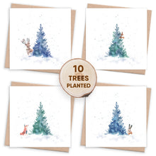 Load image into Gallery viewer, Christmas Card Pack of 10