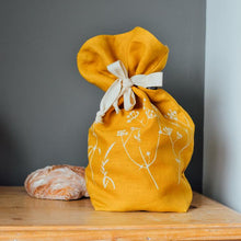 Load image into Gallery viewer, Linen Bread Bags