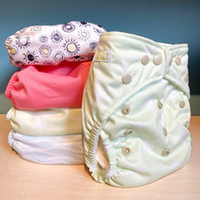 Load image into Gallery viewer, Baba + Boo Reusable Cloth Nappies