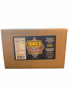 Iowa Rub Wholesale 12 Pk Case