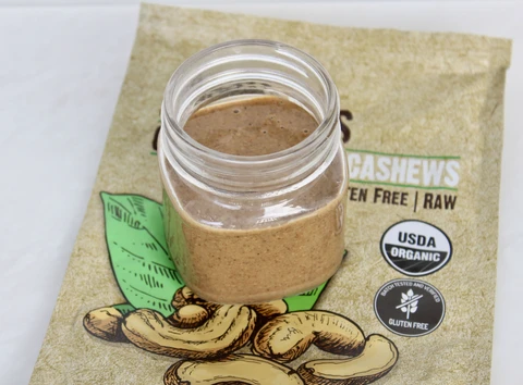 Coconut Cashew Sunflower Butter