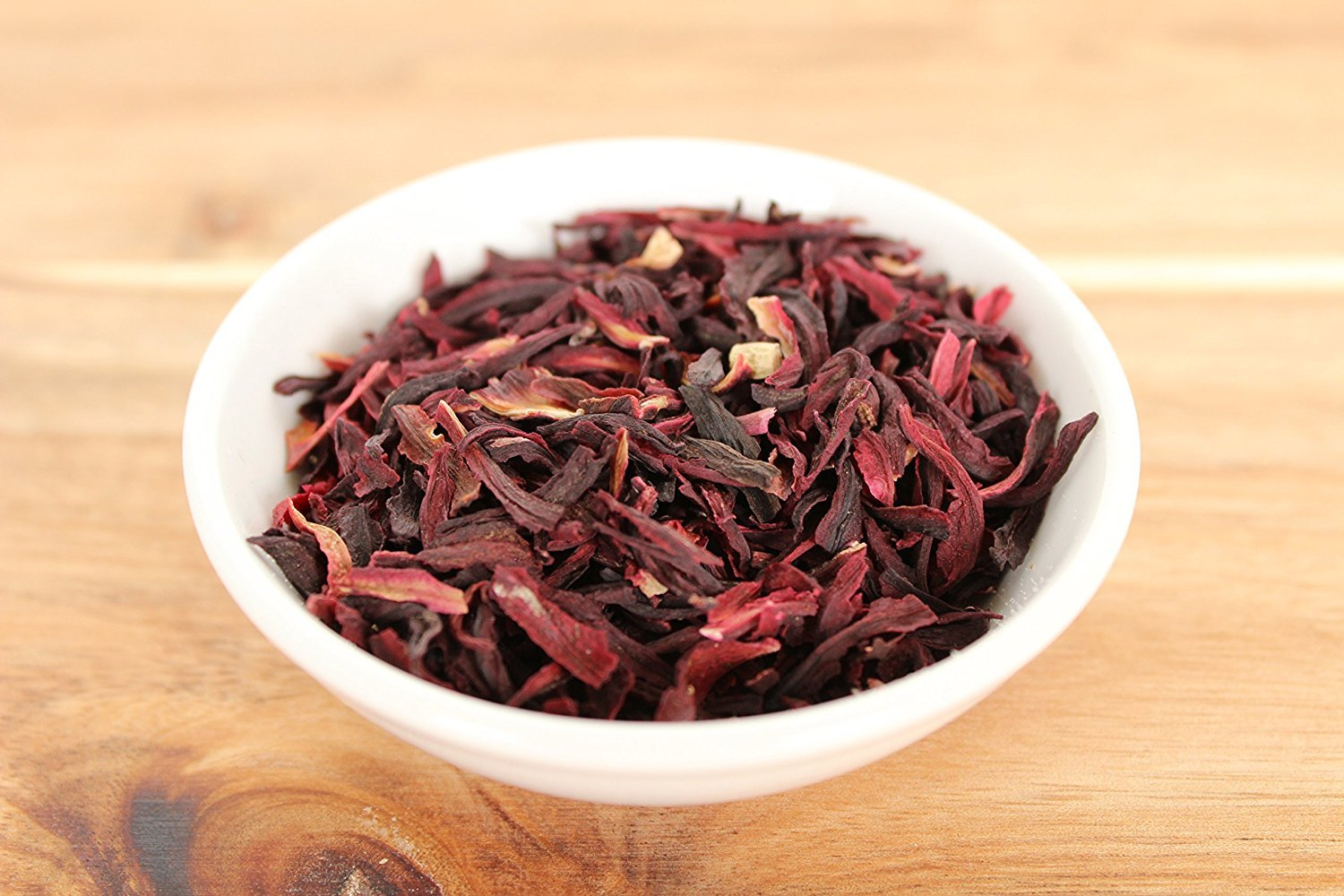 Hibiscus Flowers: USDA Organic, Batch Tested Gluten Free, Non-GMO