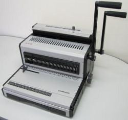 LUXEWIRE 2740 DUAL BINDING MACHINE