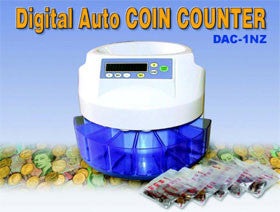 AUTOMATIC COIN COUNTER