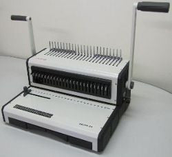 SD290 MANUAL PLASTIC COMB BINDING MACHINE