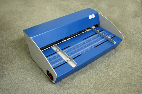 AUFISS Semi Automatic Creasing / Perforating Machine