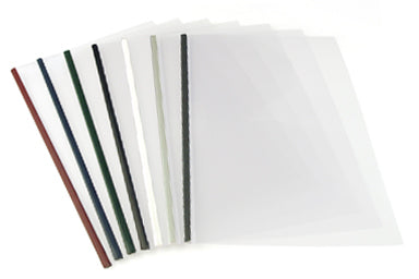 Steel Cover Systems - thermal binding covers