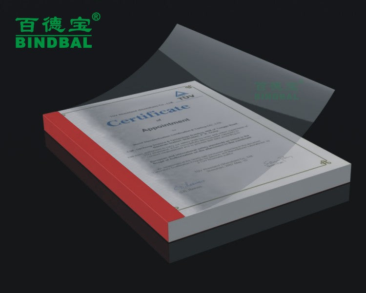 BindBal Thermal Binding Covers