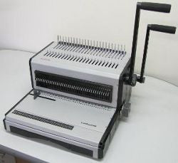 LUXEDUAL 2440 DUAL BINDING MACHINE ONLY