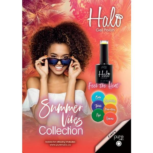 Poster A1 Halo 'Summer Vibes'