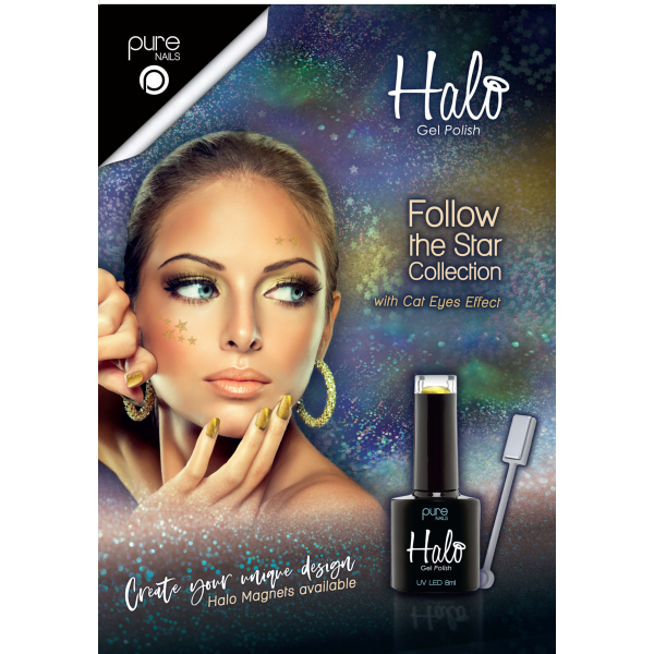 Poster A2 Halo 'Follow The Star'