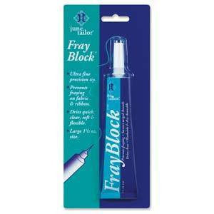 Adhesives And Glues - Fray Block 1.5 Oz Tube