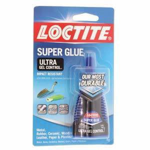 Adhesives And Glues - Loctite Super Glue Ultra Gel