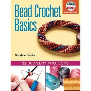 Books - Bead Crochet Basics Book
