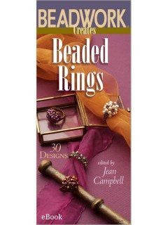 Books - Beadwork Creates Beaded Rings: 30 Designs