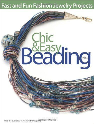 Books - Chic And Easy Beading, Vol. 3