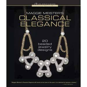 Classical Elegance Book by  Maggie Meister