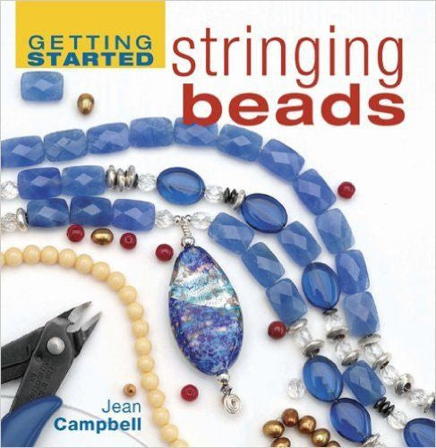 Books - Getting Started Stringing Beads