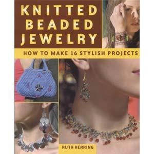 Knitted Beaded Jewelry Book