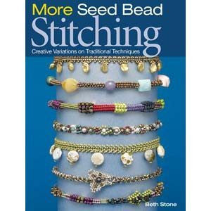 Books - More Seed Bead Stitching