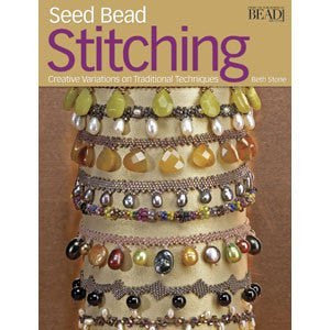 Books - Seed Bead Stitching